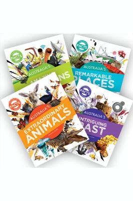 Fantastic Facts About - Set of 4 book