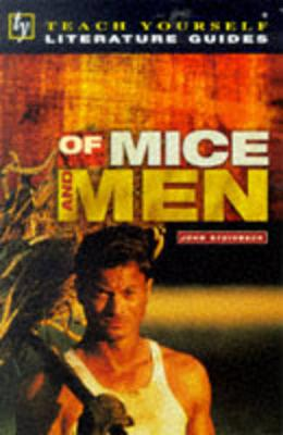 Teach Yourself English Literature Guide Of Mice & Men (Steinbeck) by Tony Buzan