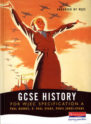 GCSE History for WJEC Specification book
