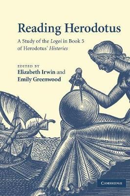 Reading Herodotus by Elizabeth Irwin