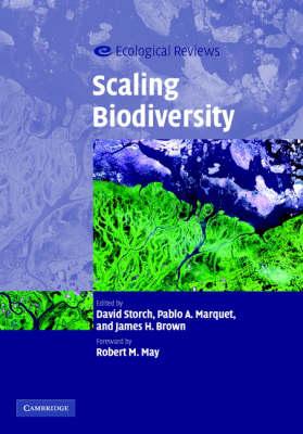Scaling Biodiversity book