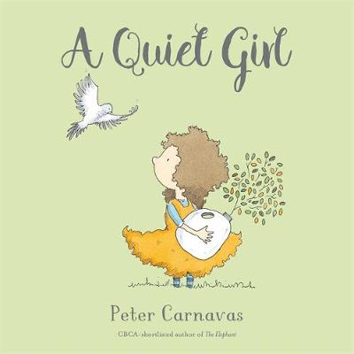 Quiet Girl by Peter Carnavas