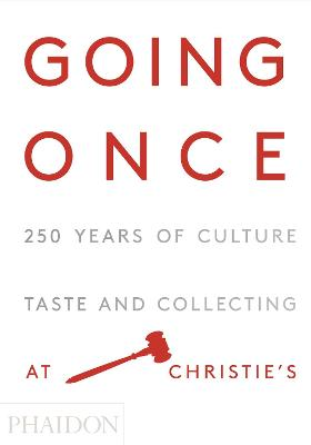 Going Once book