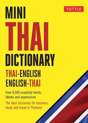 Mini Thai Dictionary by Tuttle