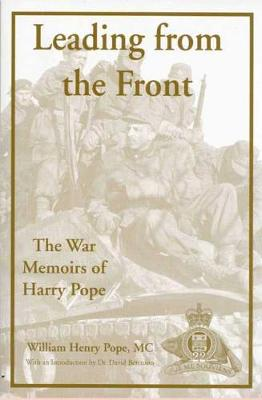 Leading from the Front by William Henry Pope