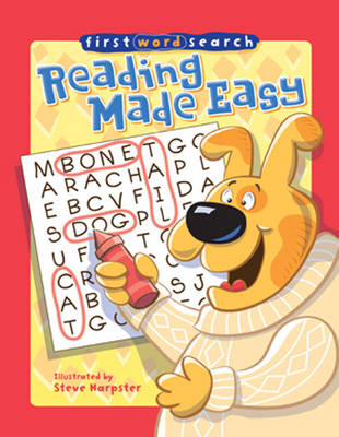 First Word Search: Reading Made Easy book