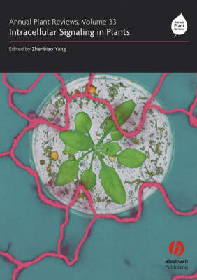 Intracellular Signaling in Plants by Peter Hedden