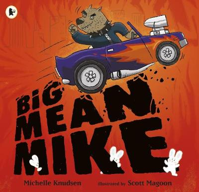 Big Mean Mike book
