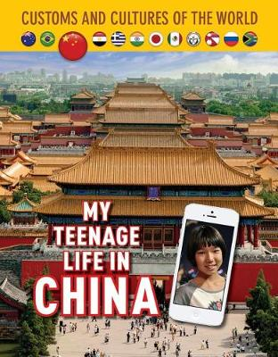 My Teenage Life in China by Jim Whiting