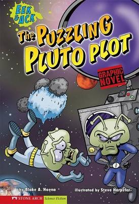 The Puzzling Pluto Plot by Blake A. Hoena