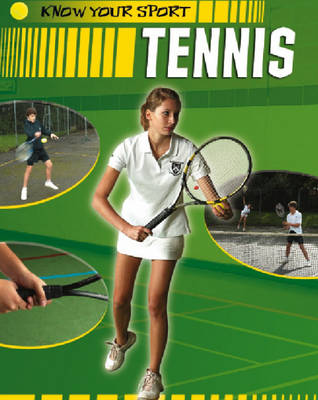 Tennis by Clive Gifford