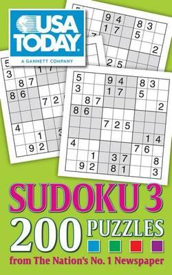 USA Today Sudoku 3 by Usa Today