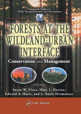 Forests at the Wildland-Urban Interface book