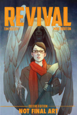 Revival Deluxe Collection Volume 2 by Mike Norton