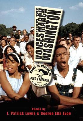 Voices from the March on Washington book