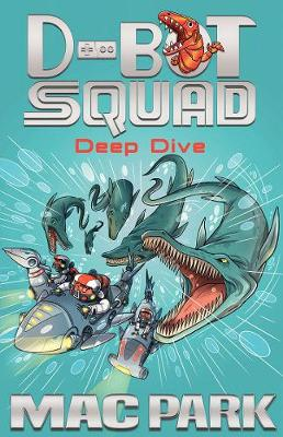 Deep Dive: D-Bot Squad 6 by Mac Park