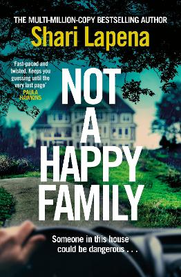 Not a Happy Family book