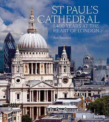St Paul's Cathedral by Ann Saunders