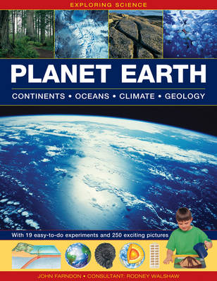 Exploring Science: Planet Earth Continents by John Farndon