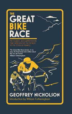 Great Bike Race book