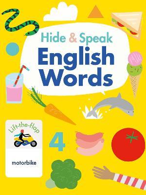 Hide & Speak English Words by Rudi Haig