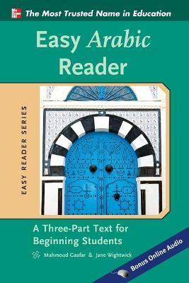 Easy Arabic Reader by Jane Wightwick