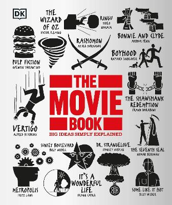 The Movie Book by DK