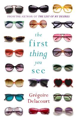 First Thing You See book