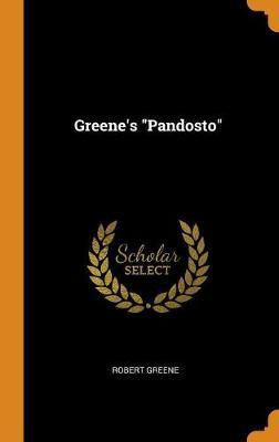 Greene's Pandosto by Robert Greene
