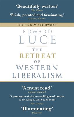 Retreat of Western Liberalism book