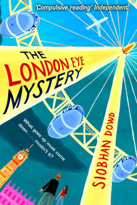 The The London Eye Mystery by Siobhan Dowd