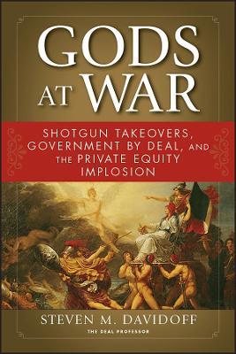 Gods at War by Steven M. Davidoff
