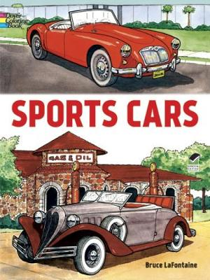 Sports Cars by Bruce LaFontaine