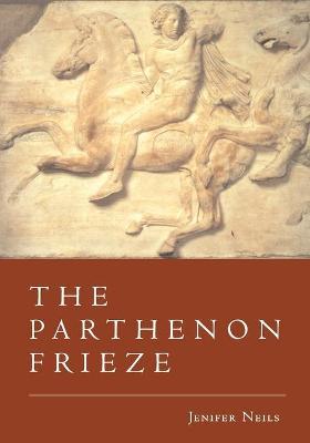 Parthenon Frieze book