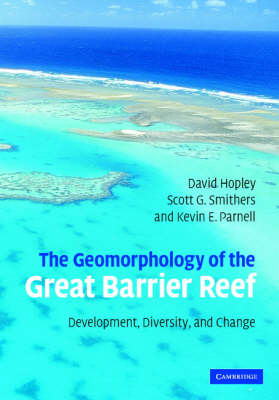 Geomorphology of the Great Barrier Reef book