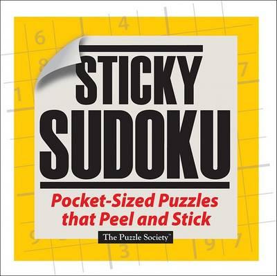 Sticky Sudoku book