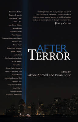 After Terror by Akbar S. Ahmed