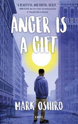 Anger Is a Gift book