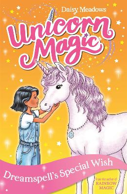 Unicorn Magic: Dreamspell's Special Wish: Series 2 Book 2 by Daisy Meadows