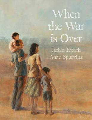When the War is Over book