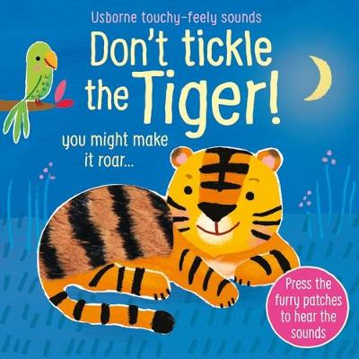 Don't Tickle the Tiger! book