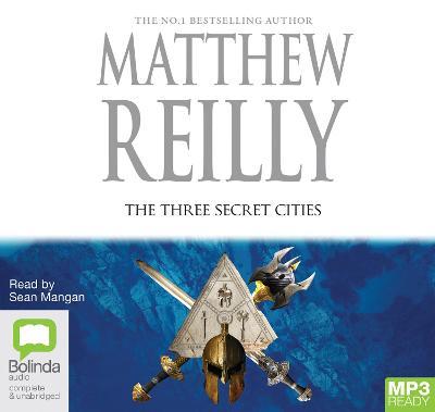 The Three Secret Cities book