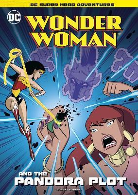 Wonder Woman and the Pandora Plot book