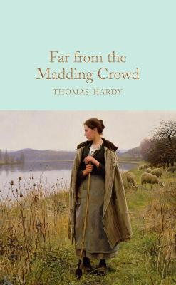 Far From the Madding Crowd book