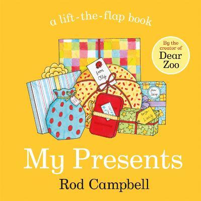 My Presents book