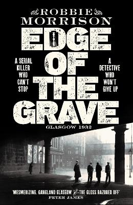 Edge of the Grave book