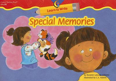 Special Memories by Rozanne Lanczak Williams