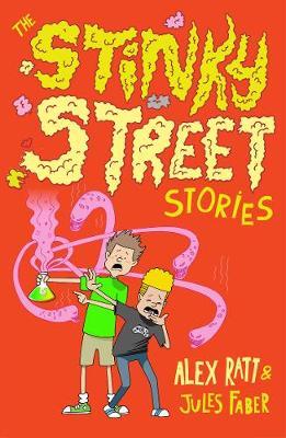 Stinky Street Stories book