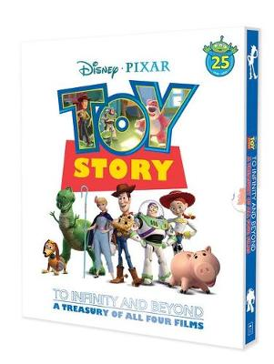 TOY STORY BIND-UP W/SLIPCASE book