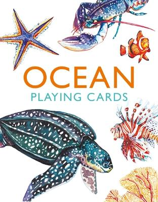Ocean Playing Cards book